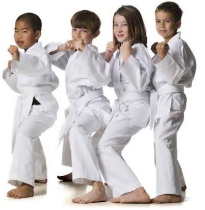 kung fu per bambini